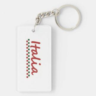Italiensk nyckelring, italiensk nyckelring, italie