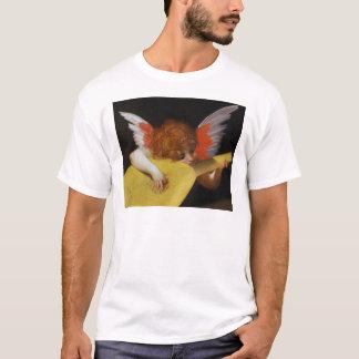 Italiensk renaissanceängel t shirt