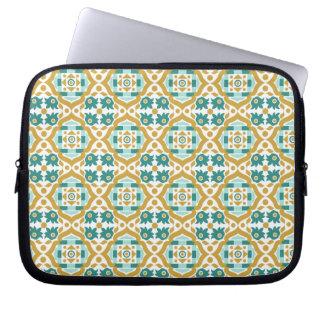 Italiensk Seamless mönster för klassikermotiv 1 Laptop Sleeve