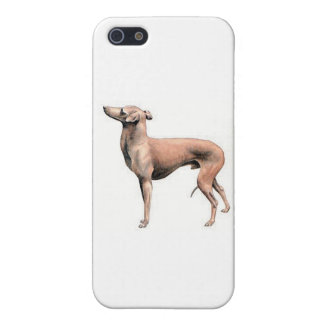 Italiensk vinthund iPhone 5 cases