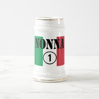 Italienska farmödrar: Nonna Numero Uno Sejdel