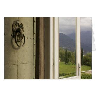 Italienska kort, Trento Hälsningskort