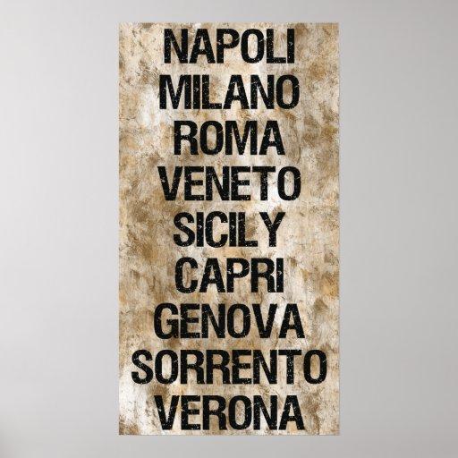 Italienstäder