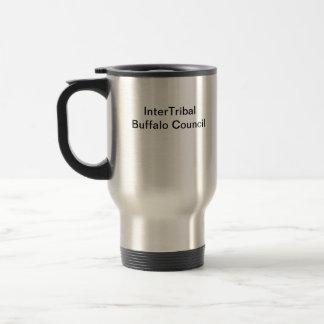 ITBC-kaffemugg Rostfritt Stål Resemugg
