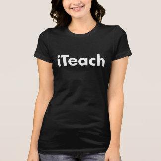 iTeachkvinna T-tröja T Shirt