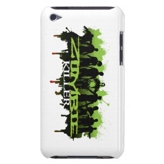 itouch-fodral zombie-mördare iPod touch case