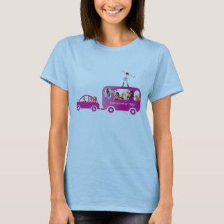 IVAA-toppmöte på bussen T Shirts