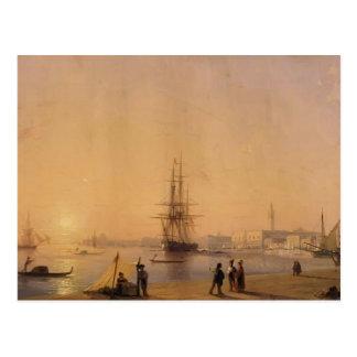 Ivan Aivazovsky- Venedig Vykort