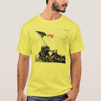 Iwo Jima FTW T-shirts