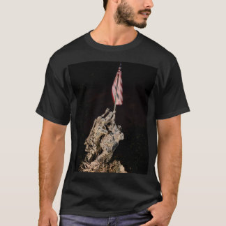 Iwo Jima minnesmärke Tröjor
