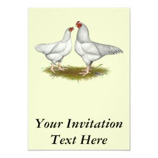 Ixworth hönor 12,7 x 17,8 cm inbjudningskort