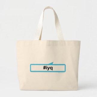 IYQ (jag gillar dig), Tote Bag