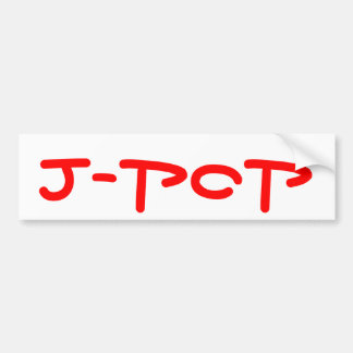 J-Pop bildekal
