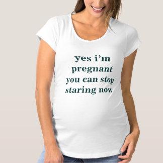 ja kan jag den gravida förmiddagen dig stoppa att t shirts