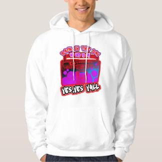 Ja skjorta för Yall hip hop t Sweatshirt