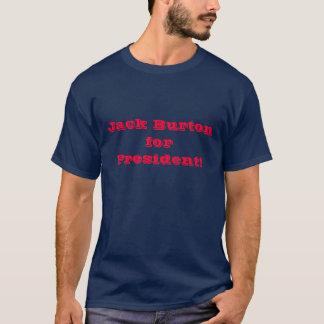 Jack Burton för president! T Shirt