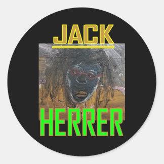 JACK HERRER RUNT KLISTERMÄRKE