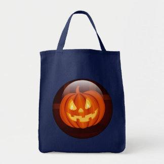 jack-O'lykta Tote Bags