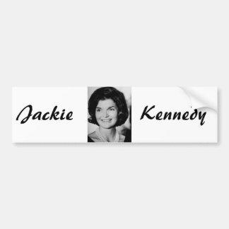 Jackie Kennedy Bildekal