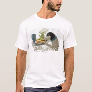 Jackrussell terrier. 2 t shirt