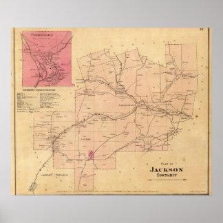 Jackson församling poster