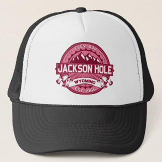 Jackson Hole kaprifol Truckerkeps