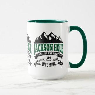 Jackson Hole vintage Mugg