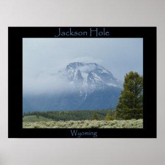 Jackson Hole Wy Poster
