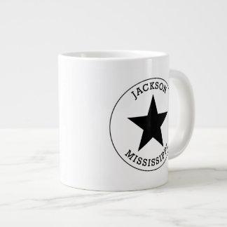 Jackson Mississippi stor kaffemugg Jumbo Mugg