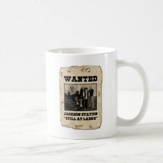 Jackson stationmusikband kaffemugg