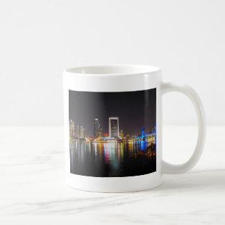 Jacksonville natthorisont kaffemugg