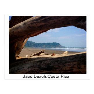 Jaco strand, Costa Rica Vykort