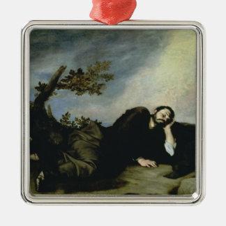 Jacob dröm, 1639 julgransprydnad metall