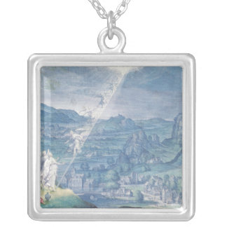 Jacob dröm silverpläterat halsband