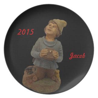 JACOB-GIFT FÖR MODERN KY. BG-DALÄLVA 2015 PLÄTERAR TALLRIK