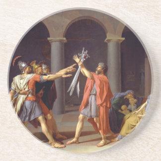 Jacques-Louis David konst Underlägg Sandsten