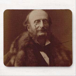 Jacques Offenbach (1819-80), tysk kompositör, port Musmatta