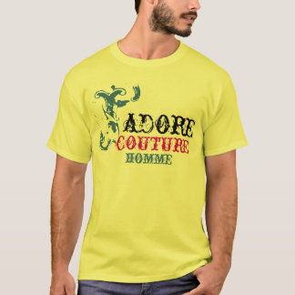 J'adore Couture Homme T Shirts