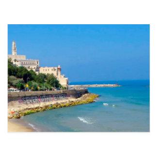 Jaffa strand vykort
