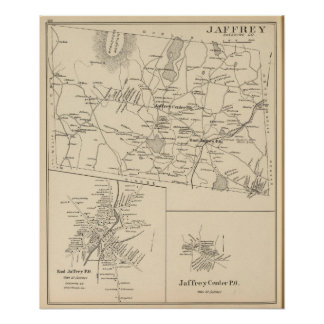 Jaffrey Cheshire Co Poster