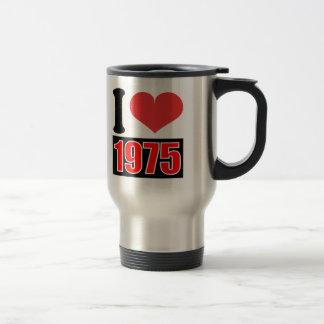 Jag älskar 1975 - muggar