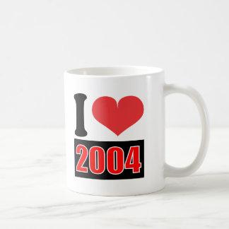 Jag älskar 2004 - muggar