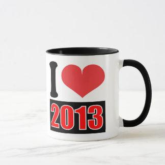 Jag älskar 2013 - muggar