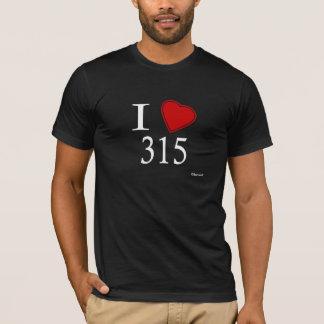 Jag älskar 315 Syracuse Tshirts