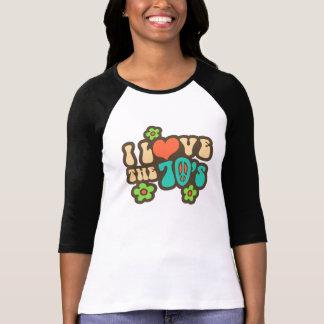 Jag älskar 70-tal tee shirts