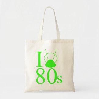 Jag älskar 80-tal budget tygkasse