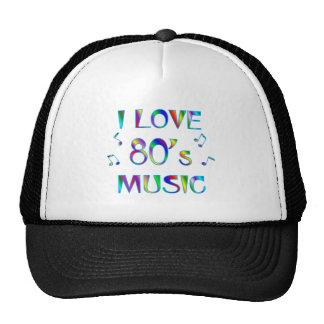 Jag älskar 80-tal kepsar