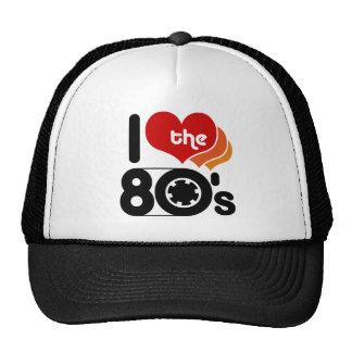 Jag älskar 80-tal keps