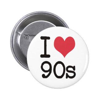 Jag älskar 90-talprodukter & designer! knappar
