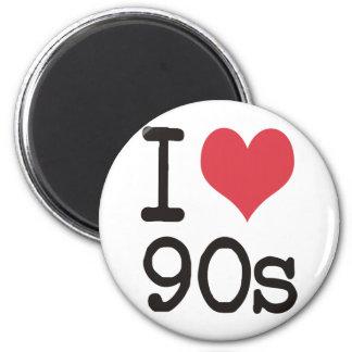 Jag älskar 90-talprodukter & designer! magnet